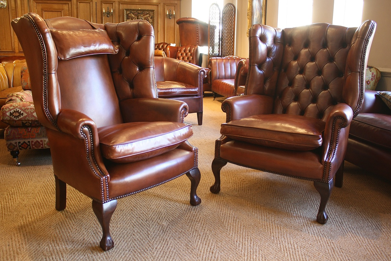 our new furniture is handmade in england and our antique chairs u0026 sofas are restored in the west country we have been making new leather chairs and sofas