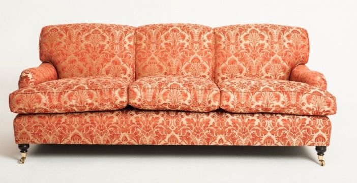 Three-Seater Lansdown in Fabric