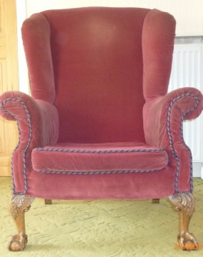 1950s Suite for Renovation and Reupholstery