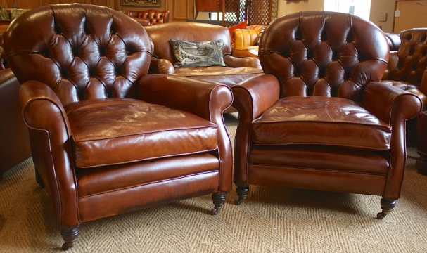 Large Restored Edwardian Pair