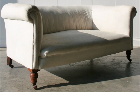 Antique Chesterfield !
