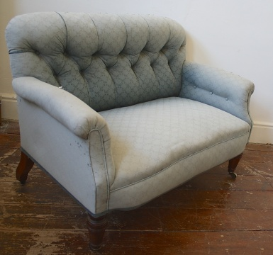 Early Victorian Sofa