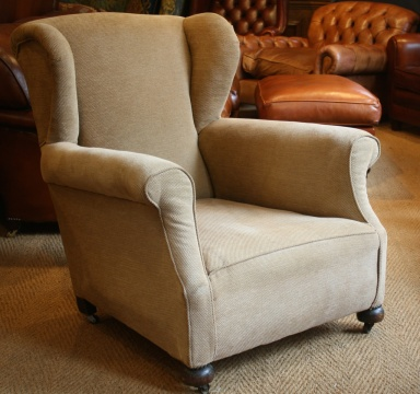 Winged Arm Chair
