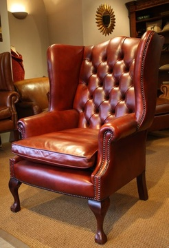 Leather Chairs Of Bath Leather Wing Chair Chelsea Design Quarter Leather Club Chair Leather Chairs Of Bath Antique And Reproduction Leather
