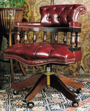 Enjoyable Leather Desk Chair Leather Chairs Of Bath Chelsea Leather Uwap Interior Chair Design Uwaporg