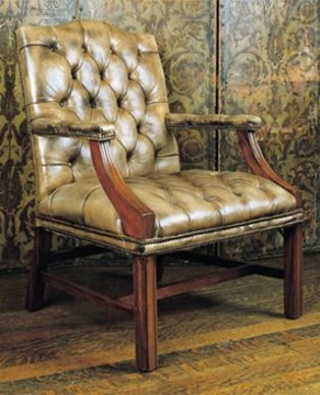 The Wide Gainsborough Chair · The Wide Gainsborough Chair ...