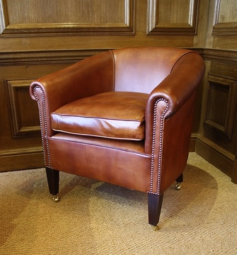 Leather Chairs Of Bath Chelsea Design Quarter Leather
