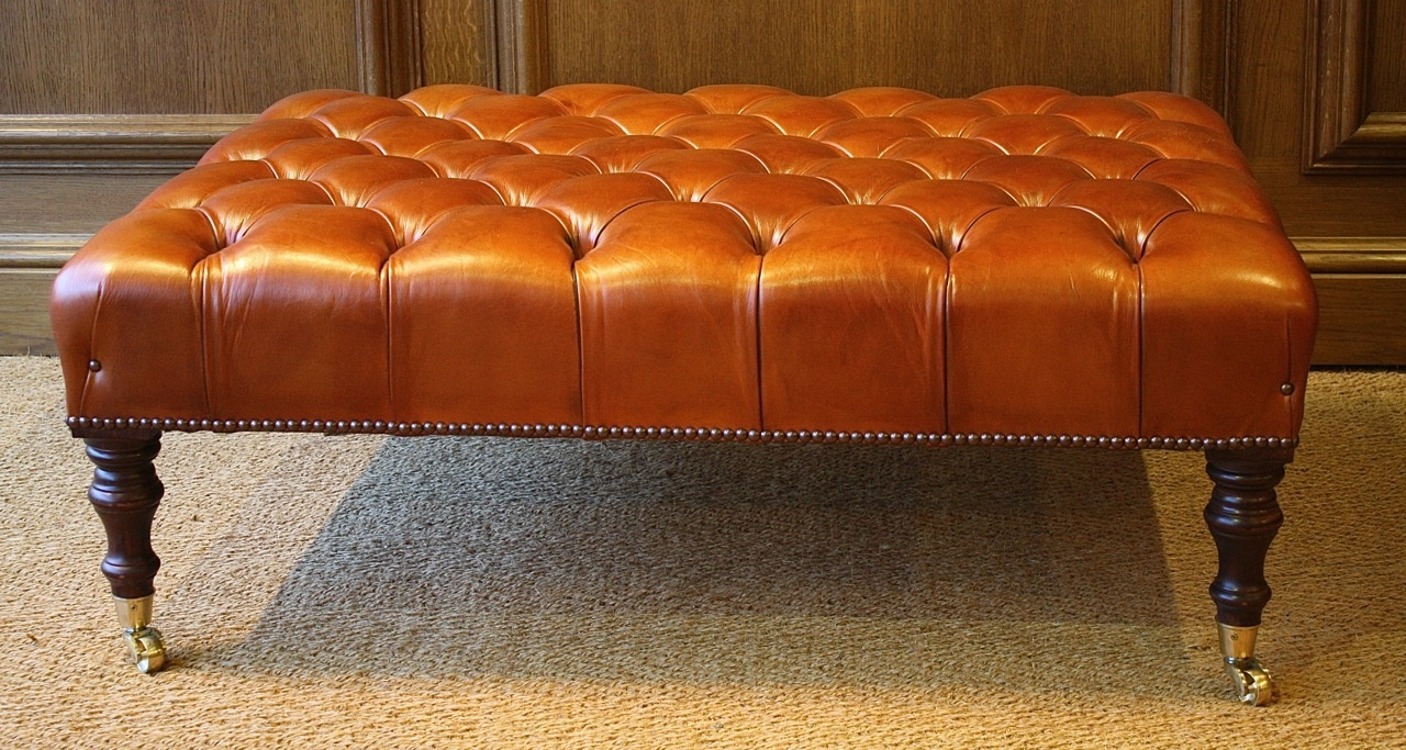 Leather Chairs Of Bath Chelsea Design Quarter Buttoned Top