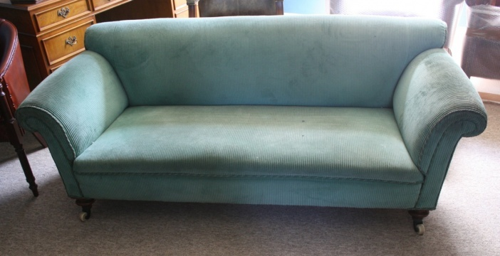 green antique sofa victorian ibsen antique sofa leather chairs of bath antique