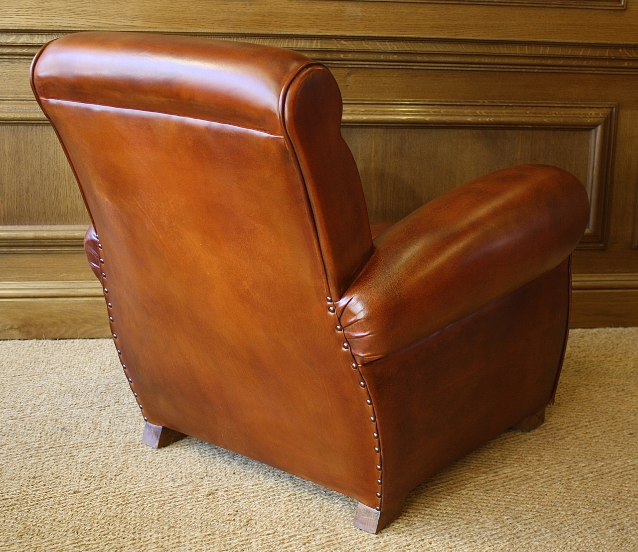 Leather Chairs Of Bath Leather French Club Chair Chelsea