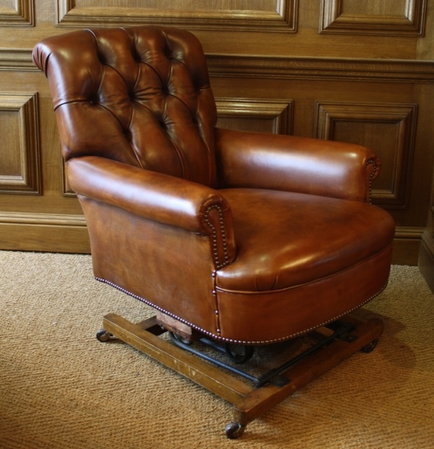 Incredible Leather Chairs Of Bath Leather Rocking Chair Victorian Beatyapartments Chair Design Images Beatyapartmentscom