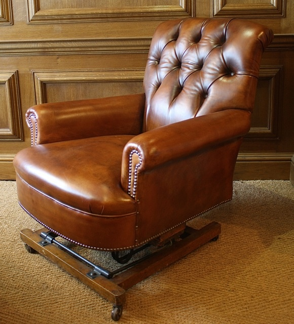 Awe Inspiring Leather Chairs Of Bath Leather Rocking Chair Victorian Beatyapartments Chair Design Images Beatyapartmentscom