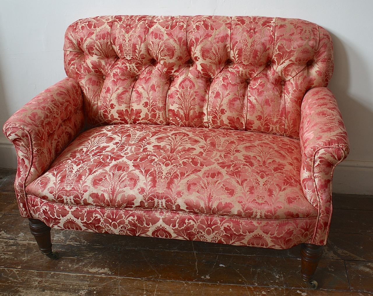 ... Early Victorian Sofa ...