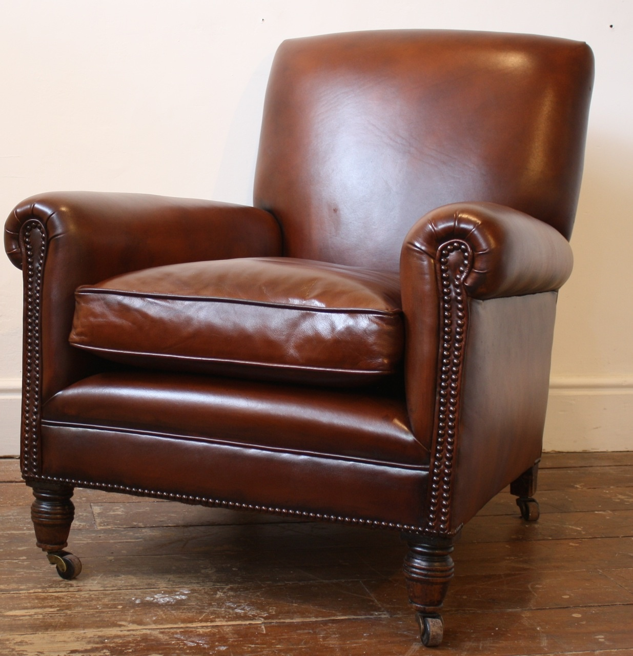 off chairs manhattan chair brown club pottery leather barn