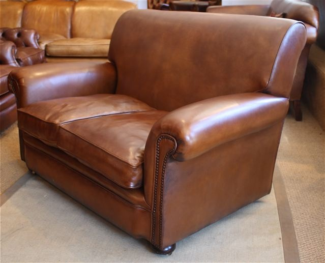Leather 2 Seater Sofa Leather Chairs Of Bath Antique