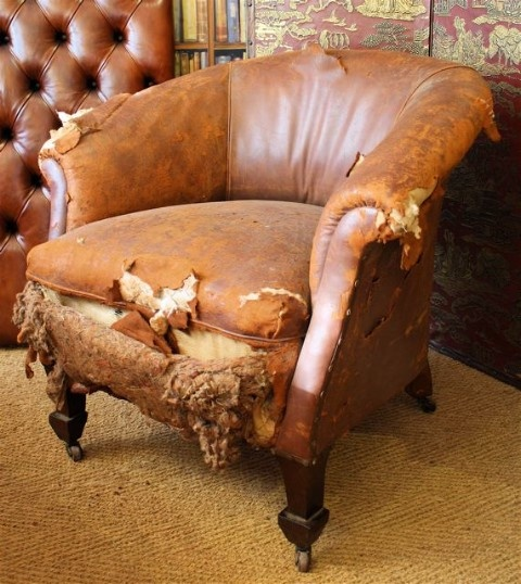 Arts & Crafts Antique Leather Tub Chair Leather Chairs of Bath Chelsea  Design Quarter Antique Leather Chair | Leather Chairs of Bath | Antique and  ... - Arts & Crafts Antique Leather Tub Chair Leather Chairs Of Bath