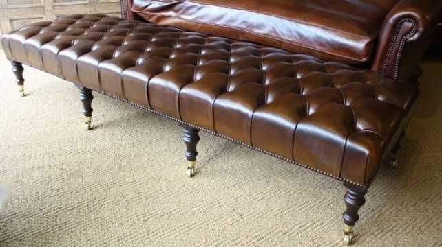 Superb Leather Chairs Of Bath Bespoke 2M Leather Stool Bespoke Evergreenethics Interior Chair Design Evergreenethicsorg