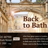 Back to Bath