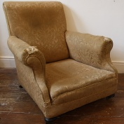 19th Cent. Country House Antique Chair