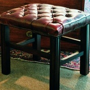 High Chippendale Stool
