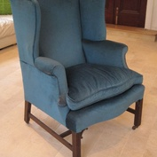 20th Century Wing Chair