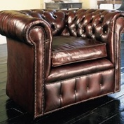 Chesterfield Club Chair
