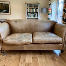 Vintage 2.5-Seater Ibsen Sofa