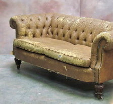 Classic 19th Century Chesterfield