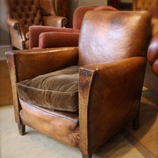 Original French 1930's Chair