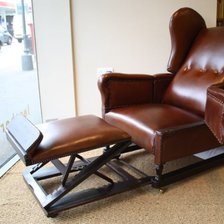 J Foot & Son Reclining Chair