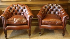 Early 20th Century Pair of Antique Chairs