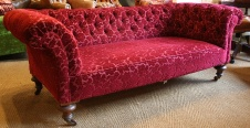 19th Century Victorian Chesterfield