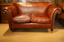 2-Seater Ibsen Leather Sofa