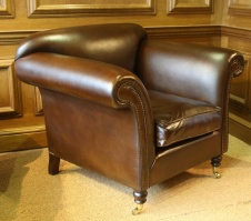 Leather Ibsen Chair