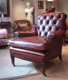 Waring Stamped Chair