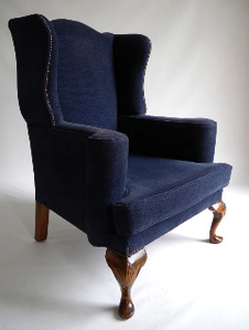 Early 20th Century Wing Chairs