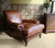 Pre-Loved Leather Victorian Deep Beauty